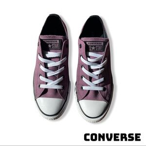 Converse running shoes!